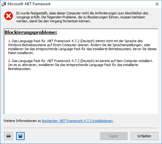 windows server 2016 sprachpaket